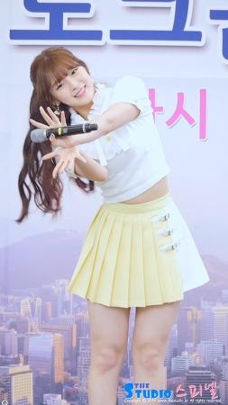 170510 정봉주의 정치쇼 공개방송 오마이걸 아린 비니 직캠 by 스피넬
