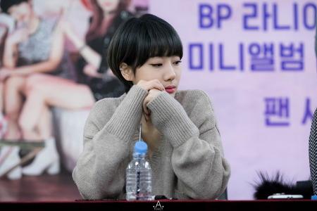 [17.01.24] 라니아(RANIA) BP 라니아(BP RANIA) 김포공항 팬싸인회 혜미