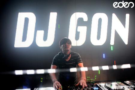 2013. 09. 21. Sat. Seoul Locals : DJ GON @ Club EDEN