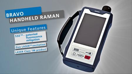[신제품] BRAVO - 브루커 휴대용 라만 분석기 (Bruker Handheld Raman) (2)
