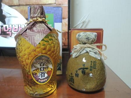계룡백일주... 충청남도 공주 전통주 오래된 술 가격 및 판매처 정보