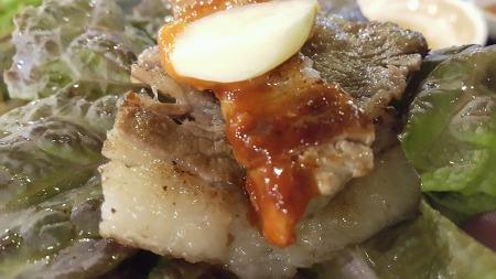 인천 서구 육풍 고기 맛있네요~
