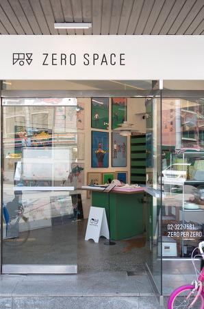 190501 _ 망원동 '제로 스페이스 Zero Space' _ ZERO PER ZERO