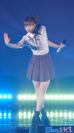 180408 여자배구 올스타 슈퍼매치 오마이걸 아린 직캠 by 스피넬