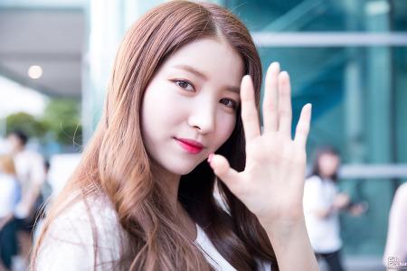 [PHOTO] 170811 박소현의 러브게임 - 여자친구 by Girls Grapher