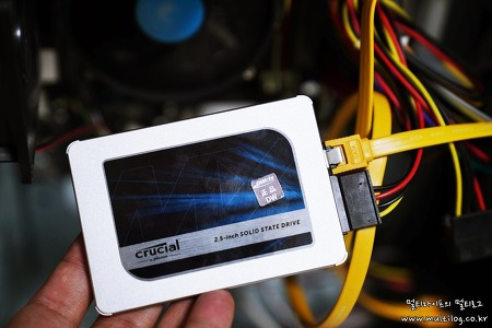 SSD 추천? 마이크론 Crucial MX500 250GB (SATA)