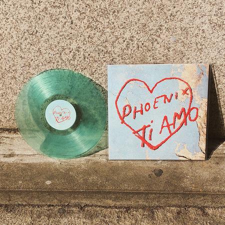 피닉스 Phoenix Ti Amo Vinyl LP