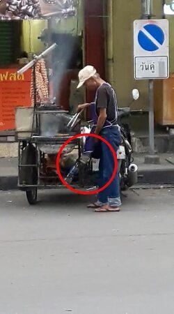 [세상에나] 태국 길거리 음식 먹지말자 !