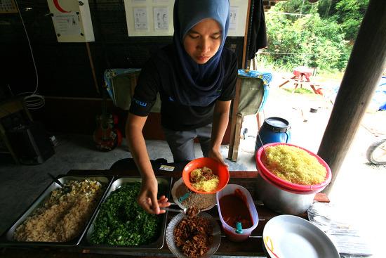 말레이시아 음식사진 대방출!!