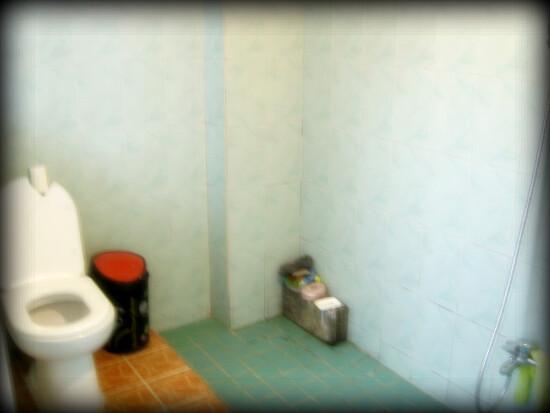 [강화도민박] 동막민박 주방, 화장실