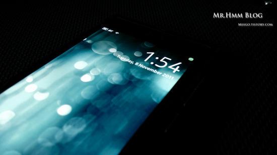 Nokia N9 사진들..