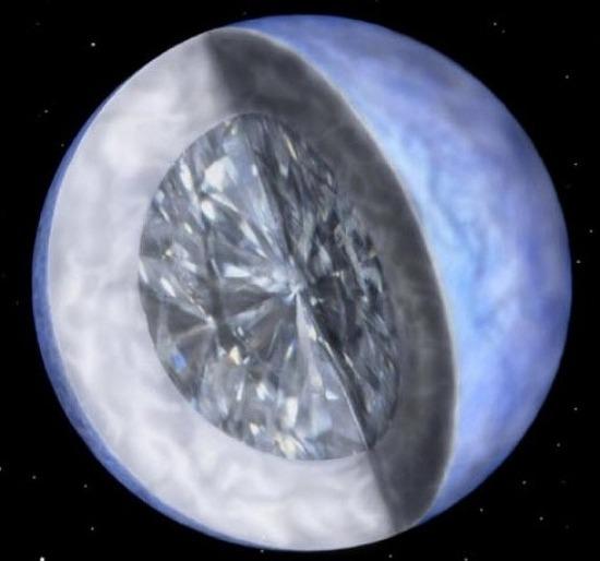 다이아몬드 별에 살겠습니까.