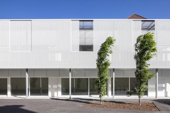 *벨기에 호텔 리노베이션[ Matador ] Centre du Design, Mons, Belgium