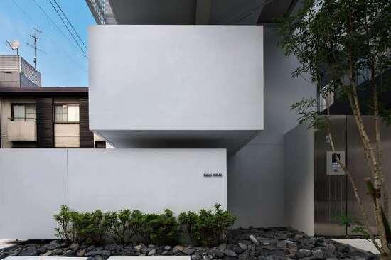 *도시와 자연이 조화를 이룬 협소주택-[ HIROYUKI MORIYAMA ] APARTMENT IN MINAMI-AZABU
