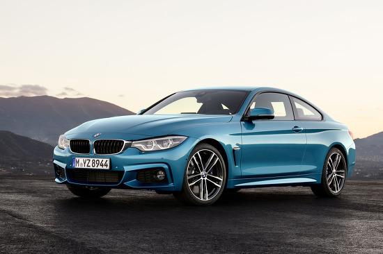 2017 BMW 4시리즈 M 스포츠 쿠페(BMW 4 Series M Sport Coupe) 고화질 사진들만 정리