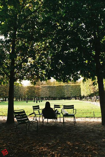 파리의 오후