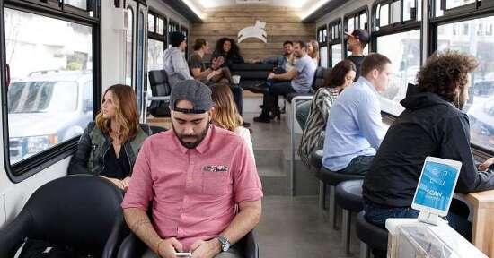 샌프란씨스코에 가시면 이 버스는 꼭 타봐야 할듯!!