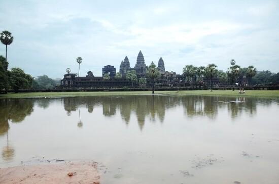 09 캄보디아여행 _ 비오는 앙코르와트