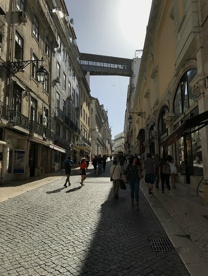 10월 포르투갈 리스본 날씨도 좋고 기분도 좋고!