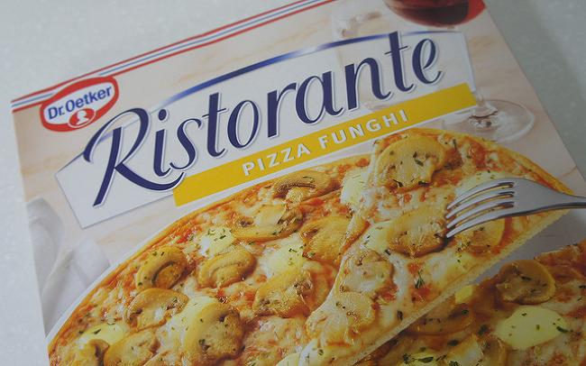 홈플러스 피자 리스토란테 양송피피자 도전♬