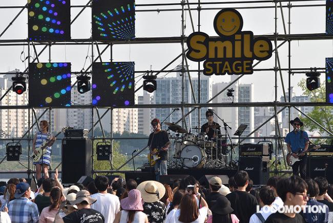 스마일, 러브, 위크엔드(Smile, Love, Weekend) : 6월에 만난 새로운 도심형 음악 페스티벌