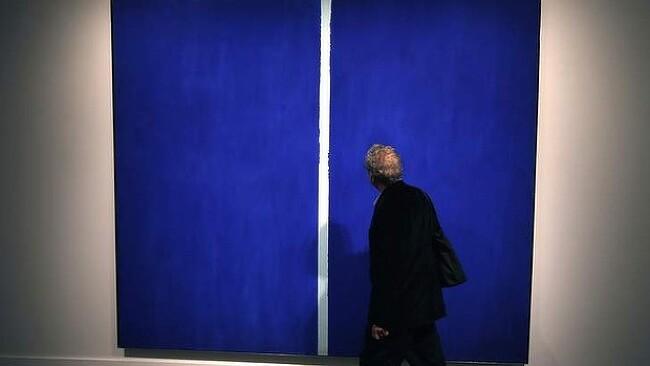 12억짜리 현대 미술 작품을 손 쉽게 만든 코미디언의 거대한 풍자극