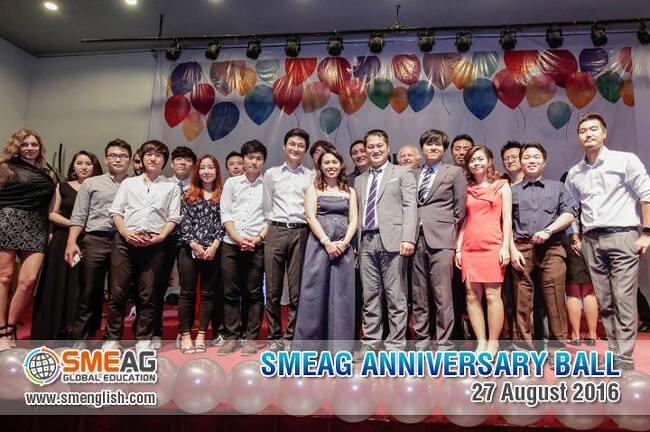 [SMEAG] 2016년 SMEAG어학원 10주년 기념행사