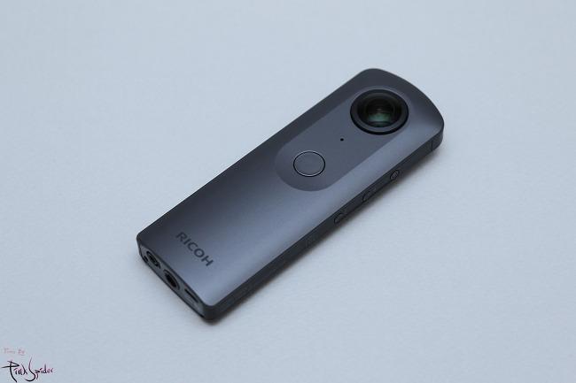 360도 카메라 리코 세타V