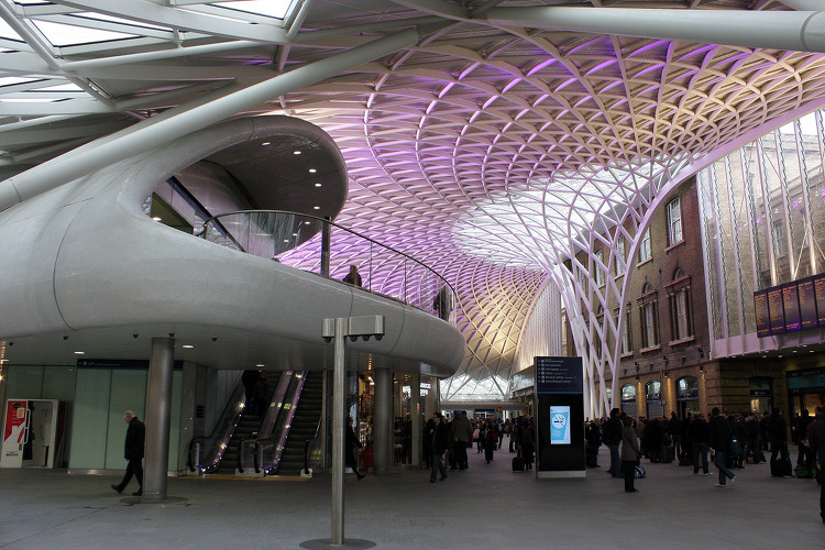 Kings cross railway station