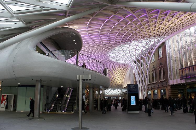 Kings cross railway station