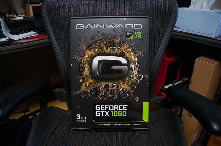 GAINWARD Geforce GTX 1060 Gamer's Spiri..