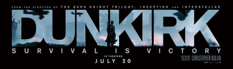 Dunkirk - 살아남는 것이 승리다