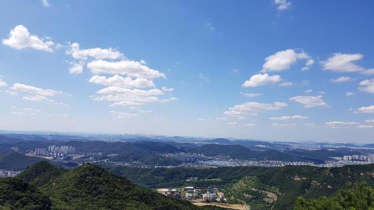 [토요산행] 삼성산 산행 170916