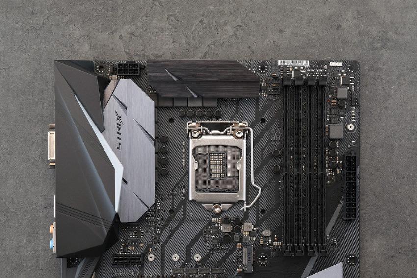 인텔 8세대 메인보드! ASUS ROG STRIX Z370-F GAMING