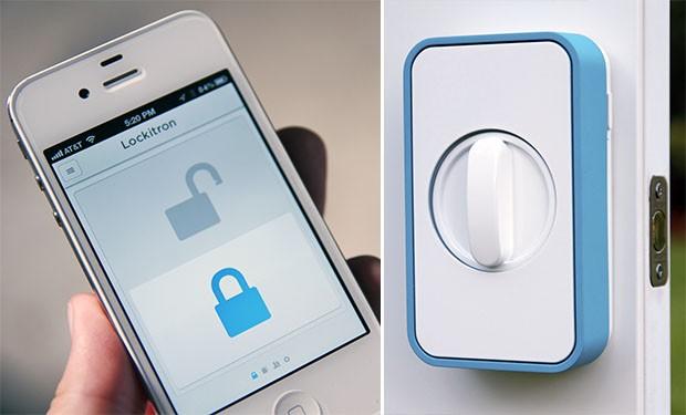 Foyer Bonfire Locked Door : 스마트폰 하나면 원격으로 손쉽게 제어되는 디지털 도어락 라키트론 lockitron