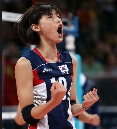 김연경-배구선수-국가대표
