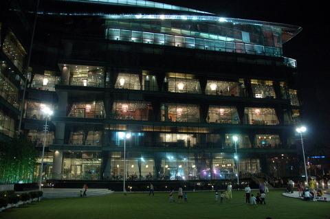 중국 우한시 (2009)