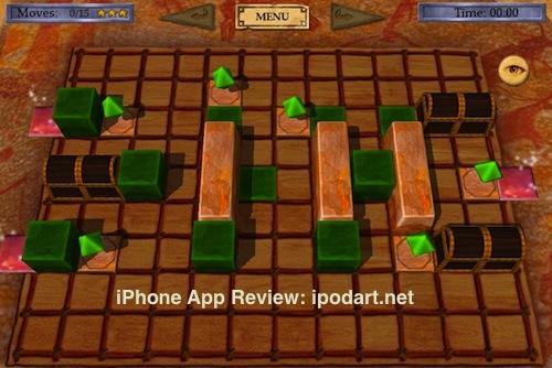 아이폰 추천 퍼즐 게임 Blockado Desert