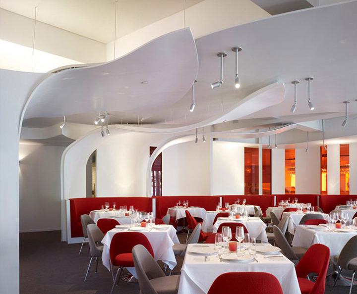 Seafood restaurant design concept