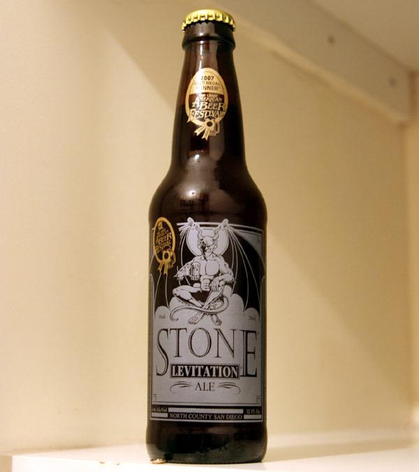 Stone Levitation Ale : 살찐돼지의 맥주광장 stone levitation ale 스톤 레버테이션 에일