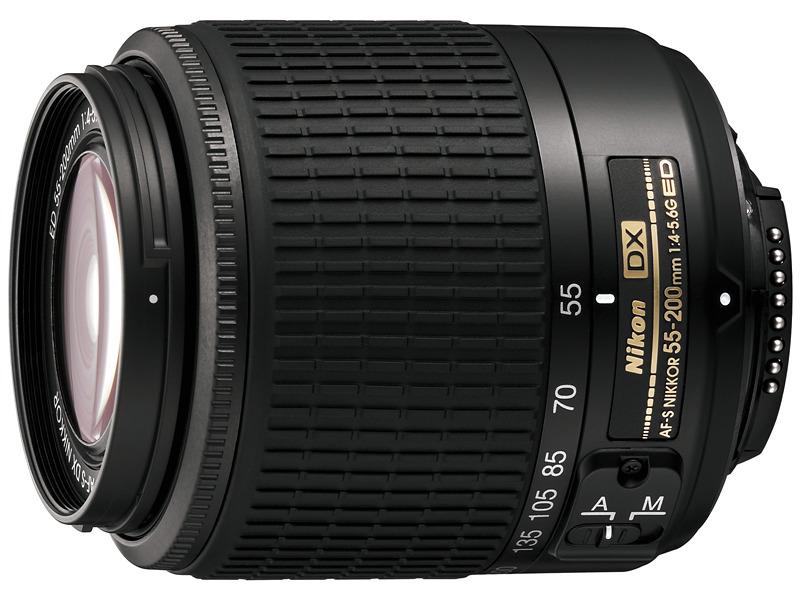 AF-S DX Zoom Nikkor ED 55-200mm F4-5.6G