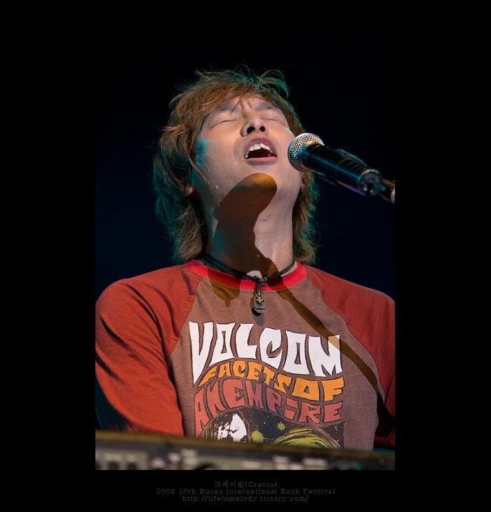 2009 10th 부산국제록페스티벌 - 크레이빈(Cravin)