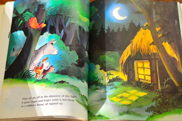 the musicians of bremen story pdf