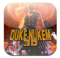 아이폰 게임 Duke Nukem 3D