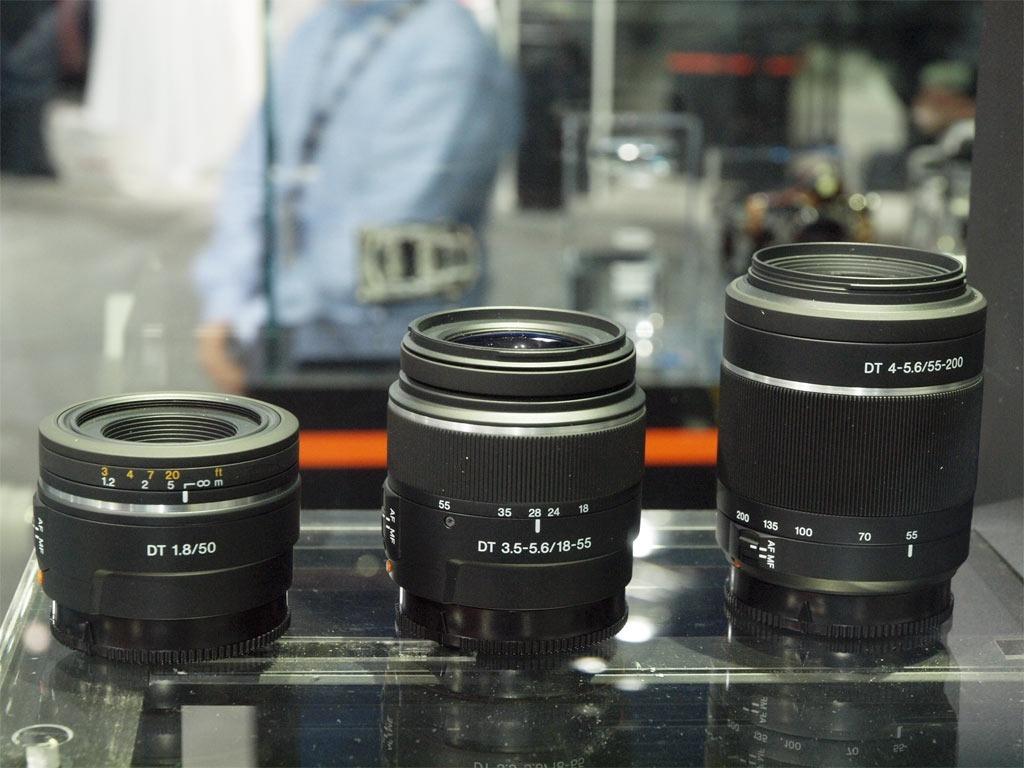 소니(Sony) 렌즈