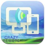 아이폰 아이팟터치 CrazyRemote-누워서컴퓨터하기