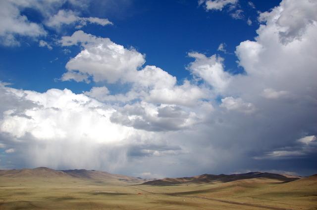 2010년 몽골 교육 봉사