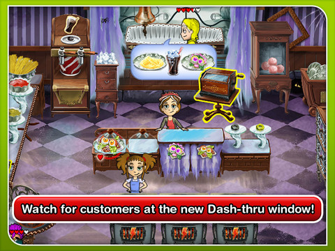 Cooking Dash Thrills and Spills Deluxe