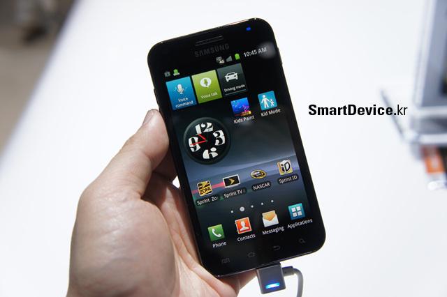 갤럭시S2 Epic 4G Touch
