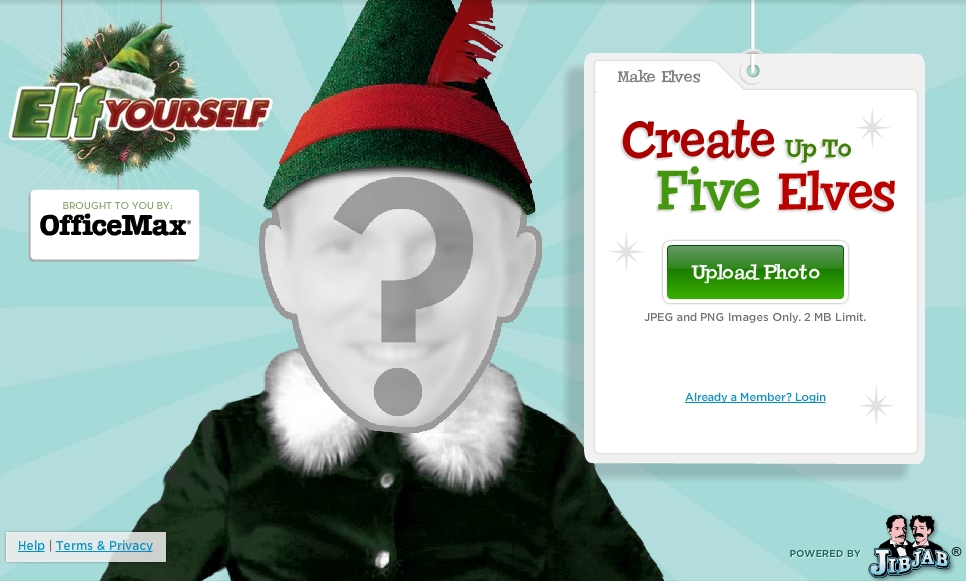 Officemax elf yourself free download for pc leafsugar - Office max elf yourself free download ...